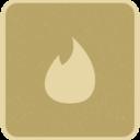 Feedburner Social Media Icon