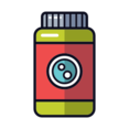 Eyeball Jar Icon