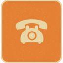 Rotary Telephone Icon