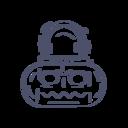 Pumpkin Bag Icon