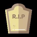 Gravestone Icon