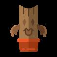 Scary Tree Icon
