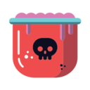 Poison Pot Icon