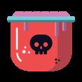 Poison Pot Icon