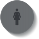 Women Restroom Icon