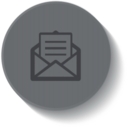 Outline Message Icon