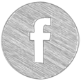 Handdrawn Facebook Icon