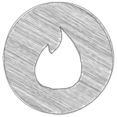 Handdrawn FeedBurner Icon