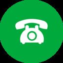 Flat Phone Icon