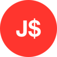 Jamaica Dollar Symbol