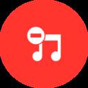 Remove Music Icon