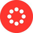 Dotted Circle Icon