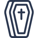 Vampire Coffin Icon