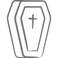 Vampire Coffin Icon