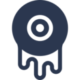 Gooey Eyeball Icon
