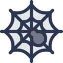 Spiderweb Icon