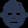 Zombie Brains Icon