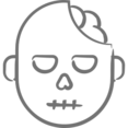 Zombie Brains Icon