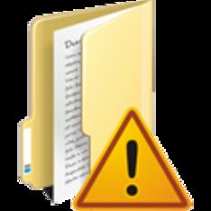 folder_warning