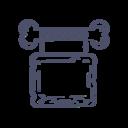Bone Sign Icon