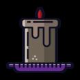 Large Candle Icon