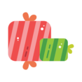 Pieces of Candy Icon