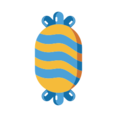 Oval Candy Icon