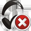 headphones_delete