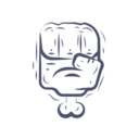 Monster Fist Icon