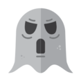 Spooky Ghost Icon