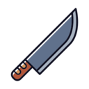 Butcher Knife Icon