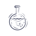 Round Magic Potion Icon