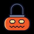 Jack-o-Lantern Bag Icon