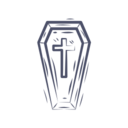 Skinny Coffin Icon