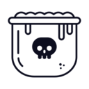 Poison Cauldron Icon