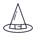Witch's Hat Icon