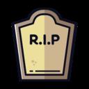 RIP Grave Icon