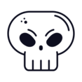 Skeleton Icon