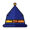 Monster Hat Icon