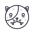 Monster Cat Icon