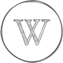 Handdrawn Wordpress Icon