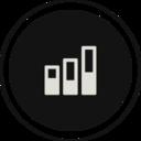 Flat Graph Icon