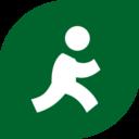 Flat AIM Icon