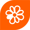 Flat ICQ Icon