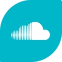 Flat SoundCloud Icon