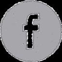 Handdrawn Facebook Icon