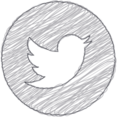 Handdrawn Twitter Icon
