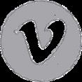 Handdrawn Vimeo Icon