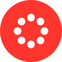 Flat Circle Icon