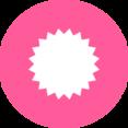 Flat Brightness Icon